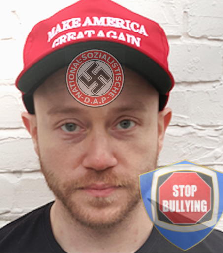 Nazi Andrew Anglin and the Daily Stormer Troll Army