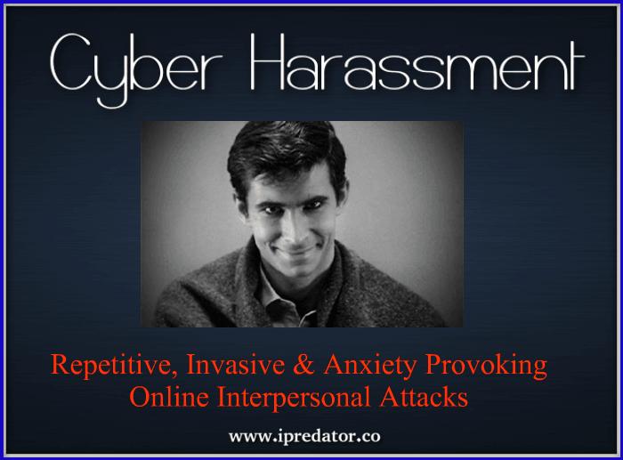Darren Ambler/Cyber Stalking/Facebook:
