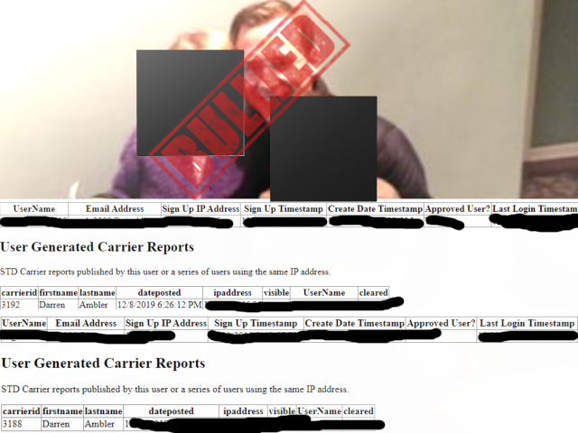 Repeated Victimization of Kids Photoed with Darren Ambler