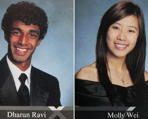 Dharun Ravi and Molly Wei Harassed a Gay Roommate to Suicide