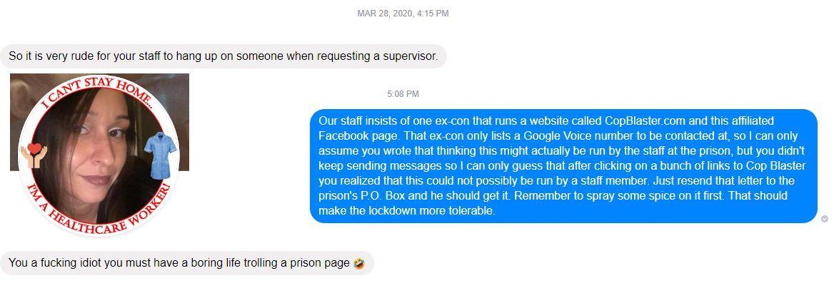 Lanita Meyer was Unnecessarily Rude on Facebook