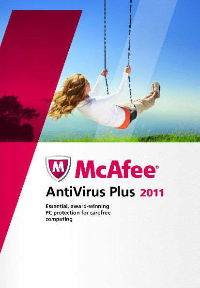McAfee AntiVirus 2011 for 3 Users Plus Video Review