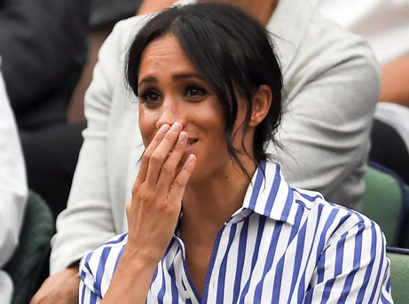 Meghan Markle Has Had Enough of the Internet
