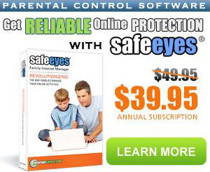 Safe Eyes Parental Monitoring Software
