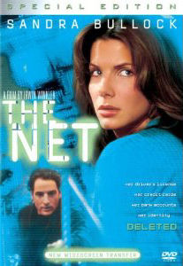 The Net (2005) Special Edition DVD Starring Sandra Bullock