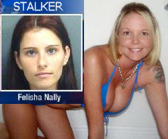 Felicia Nally Threatened to Kill Porn Star Tiffany Shepherd