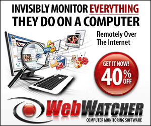 WebWatcher Computer Monitoring Software with Video Review