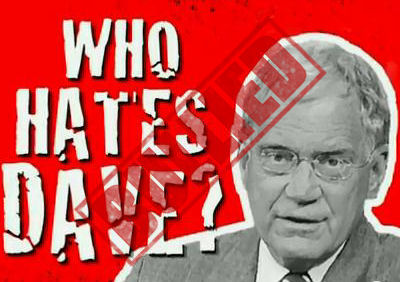Umar al-Basrawi Calls David Letterman a Jew & Wants Him Dead